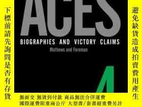 二手書博民逛書店Luftwaffe罕見Aces – Biographies and Victory Claims Volume 4