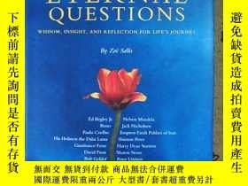 二手書博民逛書店ten罕見eternal questions(精裝)Y18695
