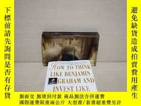 二手書博民逛書店How罕見to Think Like Benjamin Graham and Invest Like Warren