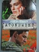 【書寶二手書T5/原文小說_FQF】Atonement_Ian McEwan