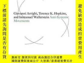 二手書博民逛書店Anti-systemic罕見MovementsY364682 Giovanni Arrighi Verso