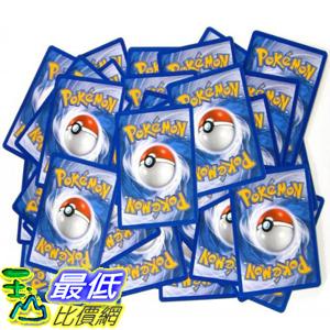 [美國直購] 神奇寶貝 精靈寶可夢周邊 Pokemon B0012UGE2A Lot of 100 Random Cards