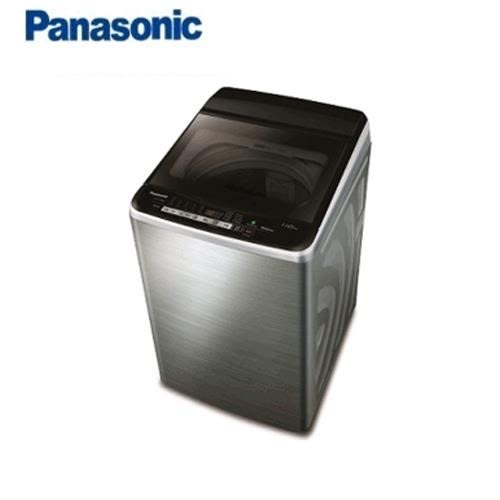 Panasonic  12KG直立式變頻洗衣機NA-V120EBS-S(不銹鋼)