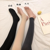 蘇菲家潮人館韓版新款秋外穿加絨連腳打底絲襪保暖踩腳褲長襪女晴天時尚