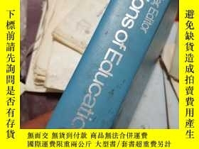 二手書博民逛書店FOUNDATIONS罕見OF EDUCATION 館藏Y983