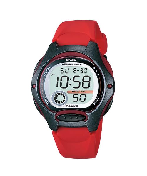 【CASIO宏崑時計】CASIO卡西歐十年電池運動電子錶 LW-200-4A 50米防水 台灣卡西歐保固一年