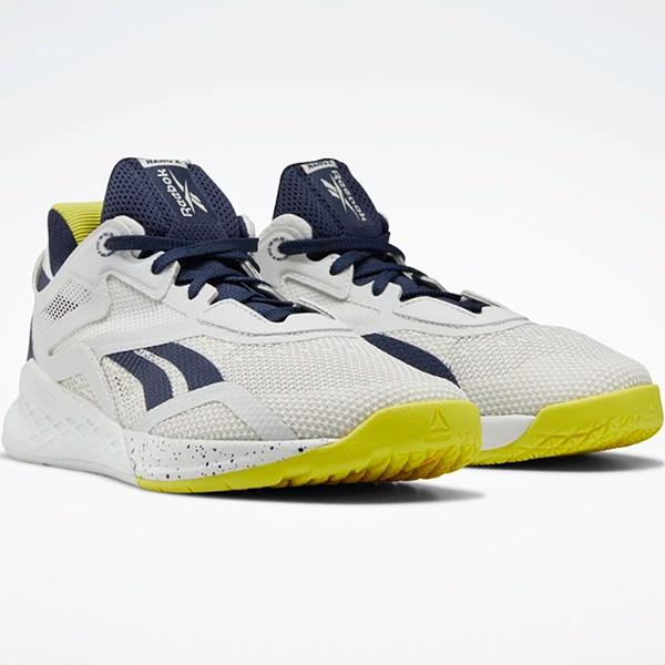 REEBOK NANO X WOMEN'S TRAINING 女鞋 慢跑 訓練 穩定 緩衝 支撐 白 藍【運動世界】FV6766