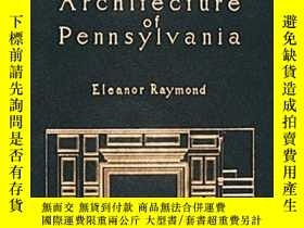 二手書博民逛書店Early罕見Domestic Architecture of