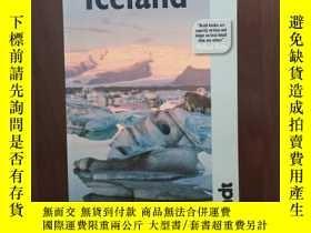 二手書博民逛書店Iceland罕見(Bradt Travel Guide)Y12