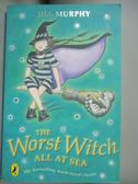 【書寶二手書T1/語言學習_HCO】Confident Readers Worst Witch All At Sea