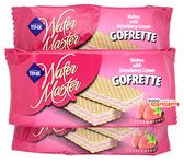【吉嘉食品】GOFRETTE 佳妃威化餅(草莓)奶素 600公克,產地土耳其 [#600]{273825}