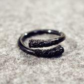 [全館5折] 大聖歸來 孫悟空 金箍棒 戒指 創意 復古 情侶款 開口 指環