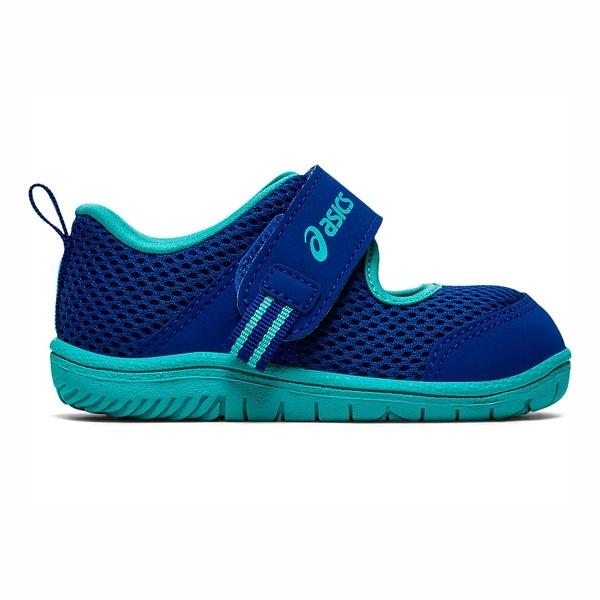 Asics Amphibian Baby Sr 2 [TUS118-401] 小童鞋 運動休閒 透氣 涼鞋 亞瑟士 深藍