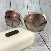 BRAND楓月 CHLOE CL2119 咖啡色 漸層 粉紅膠框 墨鏡 太陽眼鏡 搭配 配件