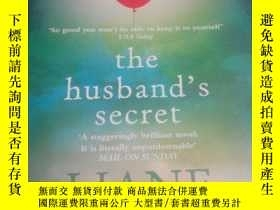 二手書博民逛書店THE罕見HUSBAND S SECRET LIANE MORI