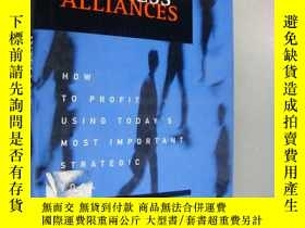 二手書博民逛書店Intelligent罕見Business Alliances: