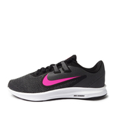 Nike W Downshifter 9 [AQ7486-002] 女鞋 慢跑 運動 路跑 訓練 輕量 緩震 穿搭 黑粉