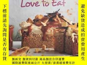 二手書博民逛書店delicious.love罕見to eat aroud the