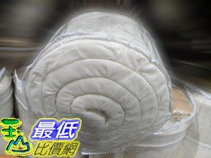 [COSCO代購] CASA 單人100%進口天然 乳膠床墊-C38429 $1890