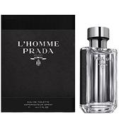 PRADA L'Homme Prada 男性淡香水 100ml 【娜娜香水美妝】