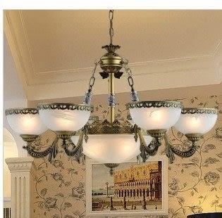 設計師美術精品館簡歐式吊燈 美式鄉村吊燈創意簡約客廳燈餐廳燈臥室燈飾特價