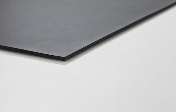 滑鼠墊 Leather Desk Mat Series 牛皮墊系列-黑