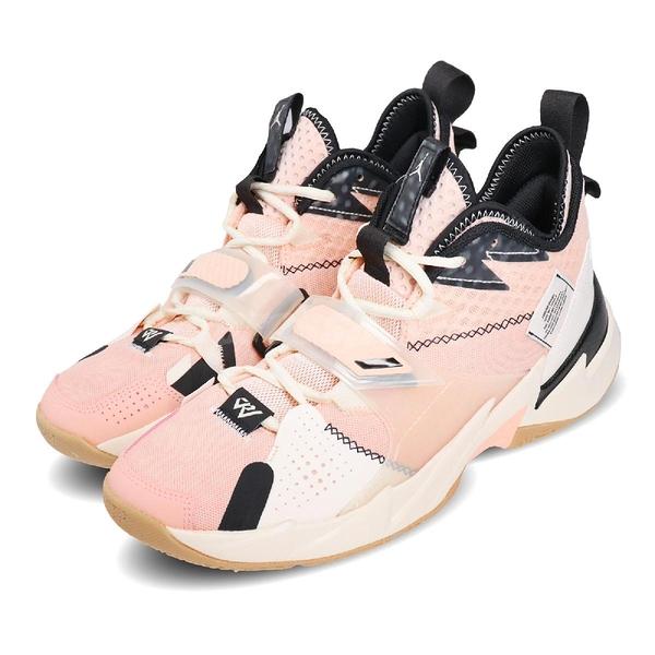 Nike Jordan Why Not Zer0.3 PF 粉紅 黑 男鞋 籃球鞋 喬丹 Russell Westbrook 【ACS】 CD3002-600