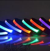 LED寵物狗狗發光項圈可充電