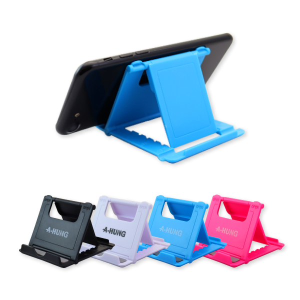 【A-HUNG】多功能便攜摺疊支架 桌面支架 適用 手機支架 平板支架 懶人支架 懶人架 手機座 手機架