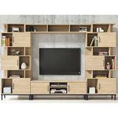 電視櫃 AT-522-7 維也納10.2尺電視櫃【大眾家居舘】