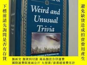 二手書博民逛書店The罕見Book of Weird and Unusual T
