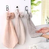 擦手巾- 珊瑚絨強吸水加大加厚可愛衛生間掛式 提拉米蘇