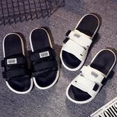 拖鞋男外穿韓版一字拖防滑涼鞋潮