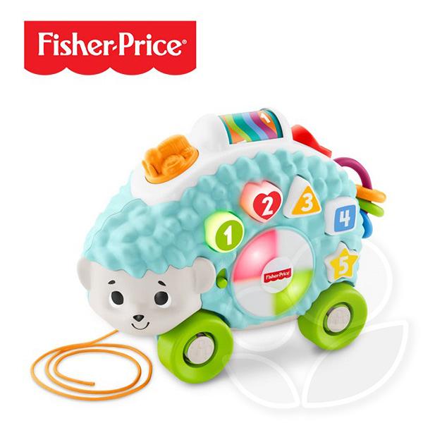 Fisher-Price 費雪 LINKIMALS聲光學習小刺蝟【佳兒園婦幼館】