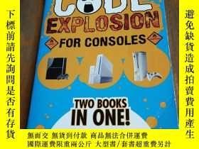 二手書博民逛書店Cheat罕見Code Explosion for Handhelds and Consoles (Nintend