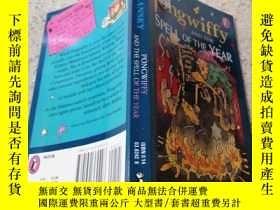 二手書博民逛書店pony罕見wiffy and the spell of the year小馬老婆和今年的魔咒Y200392
