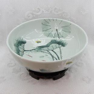 創意家居景德鎮陶瓷藝術金魚盆,金魚缸系列之A073