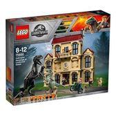 LEGO 樂高 Jurassic World Indoraptor Rampage at Lockwood Estate 75930 1019 pieces