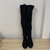 韓版顯瘦高筒靴子高跟過膝靴長筒靴長靴(39號/777-9221)