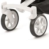 Quinny Moodd 嬰兒手推車-用前輪(白色)[衛立兒生活館]