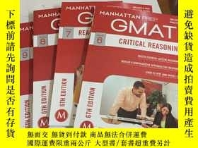 二手書博民逛書店GMAT罕見Integrated Reasoning and Essay)GMAT Sentence Correc
