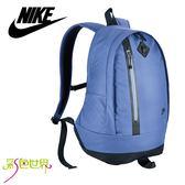NIKE後背包 運動背包筆電包耐吉雙肩包 BA5230-450藍