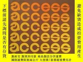 二手書博民逛書店罕見外文書 access revised edition 5 f
