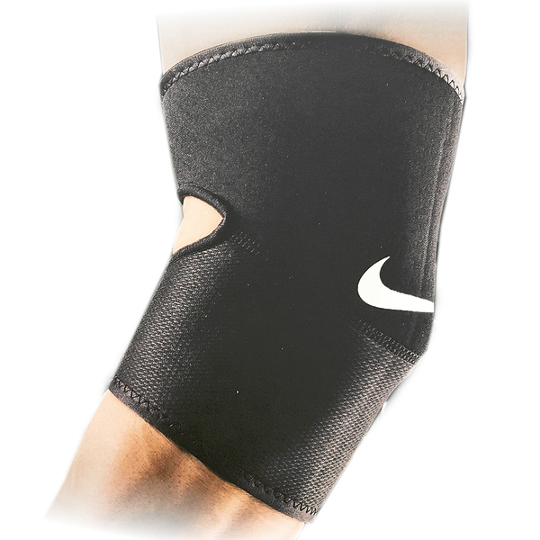 Nike PRO Elbow Sleeve AP [NMS57010XL] 護肘 運動 訓練 防護 支撐 透氣 黑XL