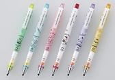 【買一送一】三麗鷗 M5650SR 旋轉自動鉛筆 0.5mm KT 美樂蒂 布丁狗 帕恰狗 UNI 買就送好禮包一個