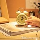 小鬧鐘機械大聲音鬧鈴創意個性學生用懶人時鐘簡約起床兒童 阿卡娜