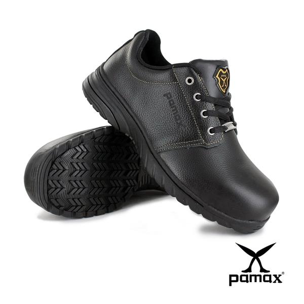 PAMAX 帕瑪斯【超彈力氣墊止滑安全鞋】防滑工作鞋、餐飲止滑鞋、廚師鞋 ※ PS3501FEH有特大尺碼