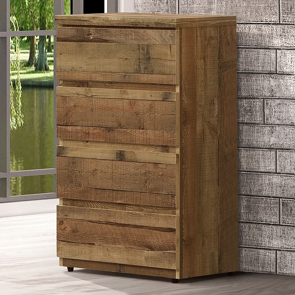 YoStyle 木森2尺四斗櫃 抽屜櫃 斗櫃 置物櫃 收納櫃 衣物櫃 櫥櫃