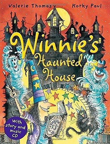 WINNIE'S HAUNTED HOUSE/書+CD