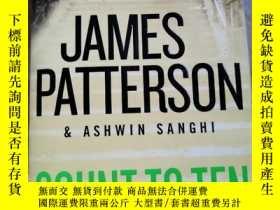 二手書博民逛書店count罕見to ten   James pathtterso